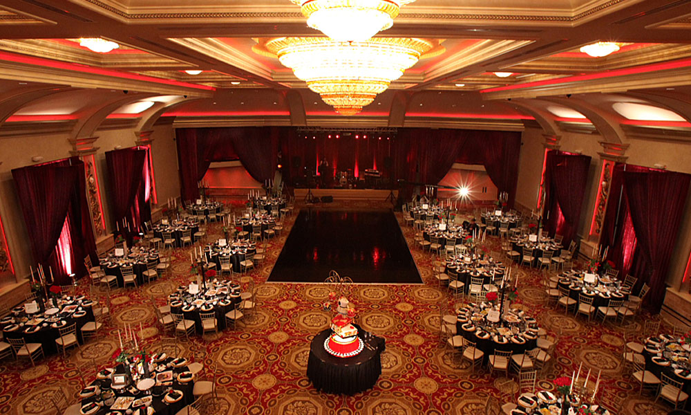 Picture Gallery For The Most Beautiful Banquet Hall In Glendale Ca